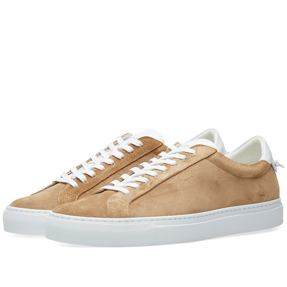 Givenchy Low Top Suede Sneaker Givenchy