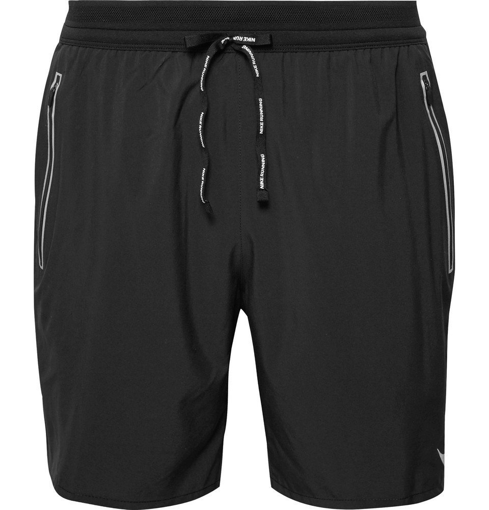 Nike Running - Flex Swift Dri-FIT Shorts - Men - Black