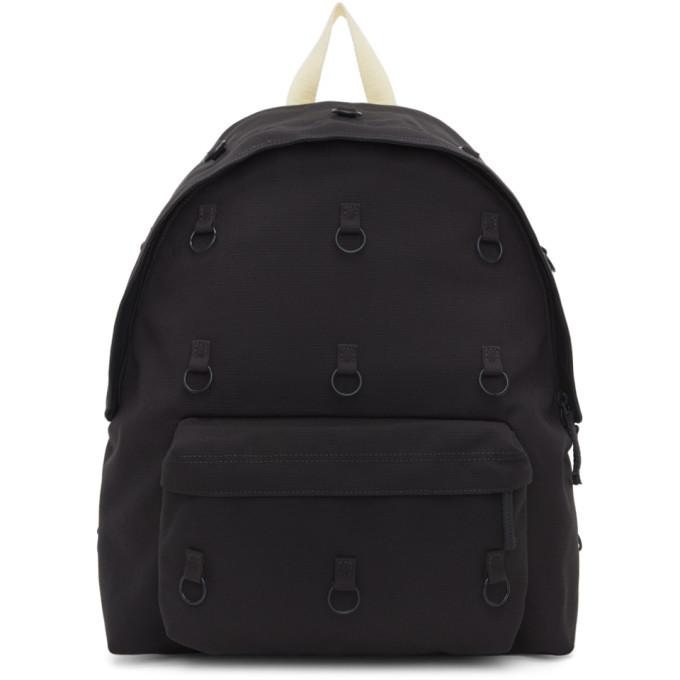 Photo: Raf Simons Grey Eastpak Edition Padded Loop Backpack