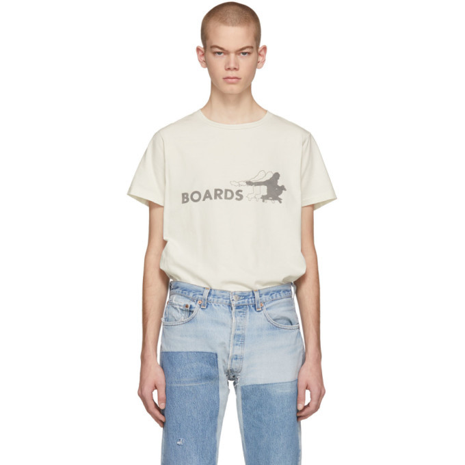 Photo: Remi Relief Off-White Boards T-Shirt