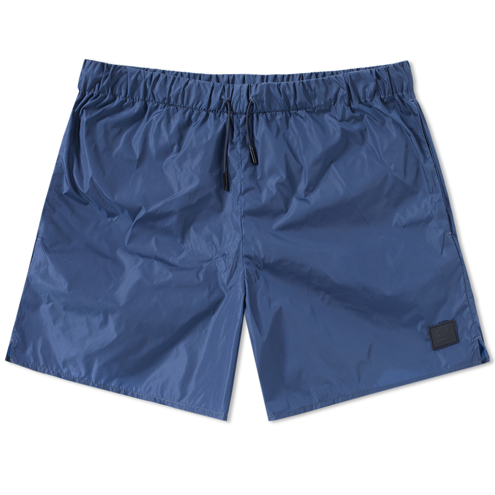Photo: Acne Studios Perry Face Swim Short