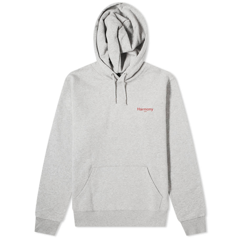 Photo: Harmony Sany Usa Logo Hoody