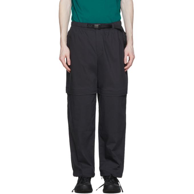 Photo: Nike ACG Black Convertible Trousers