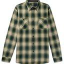 RRL - Checked Cotton-Blend Shirt - Men - Green