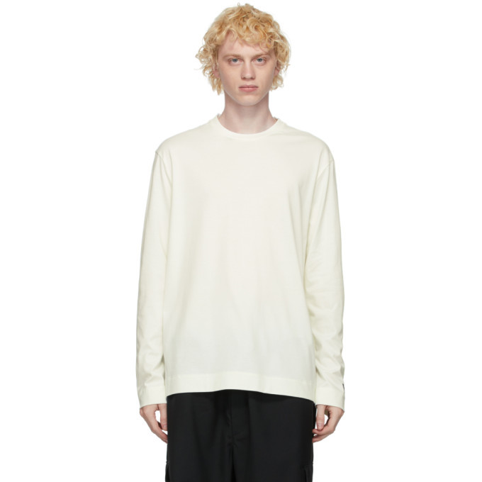 Photo: Y-3 Off-White Graphic CH2 Long Sleeve T-Shirt