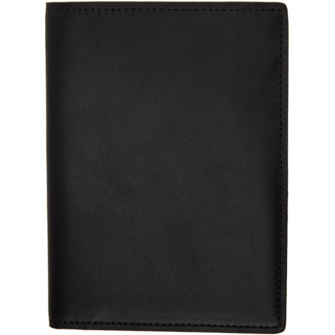 Photo: Common Projects Black Folio Passport Holder