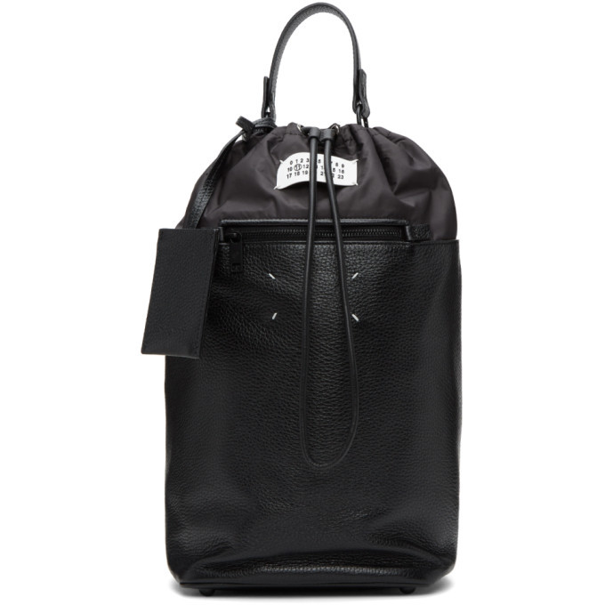 Photo: Maison Margiela Black 5AC Messenger Bag