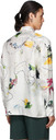 Hugo White Floral Modena Shirt