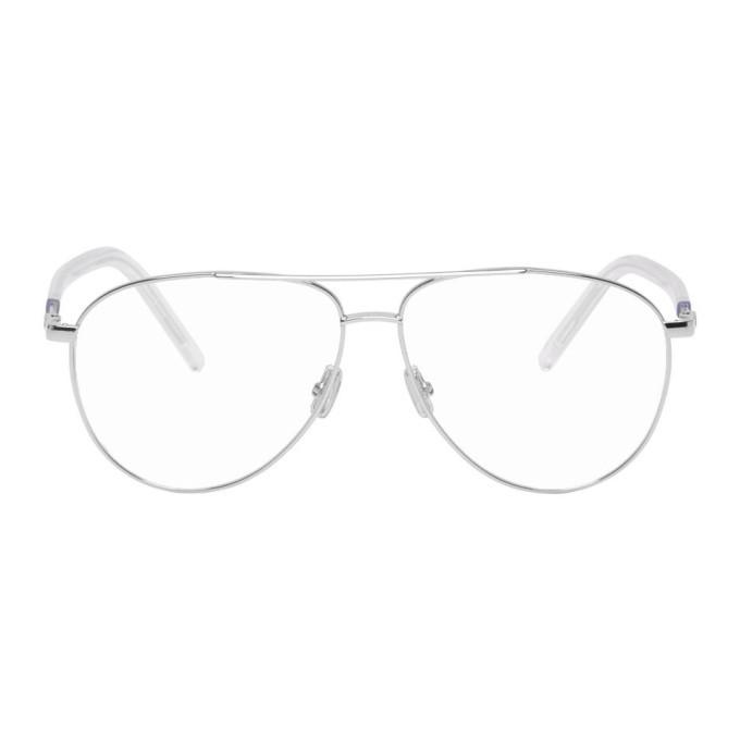 Photo: Dior Homme Silver Technicity05 Glasses