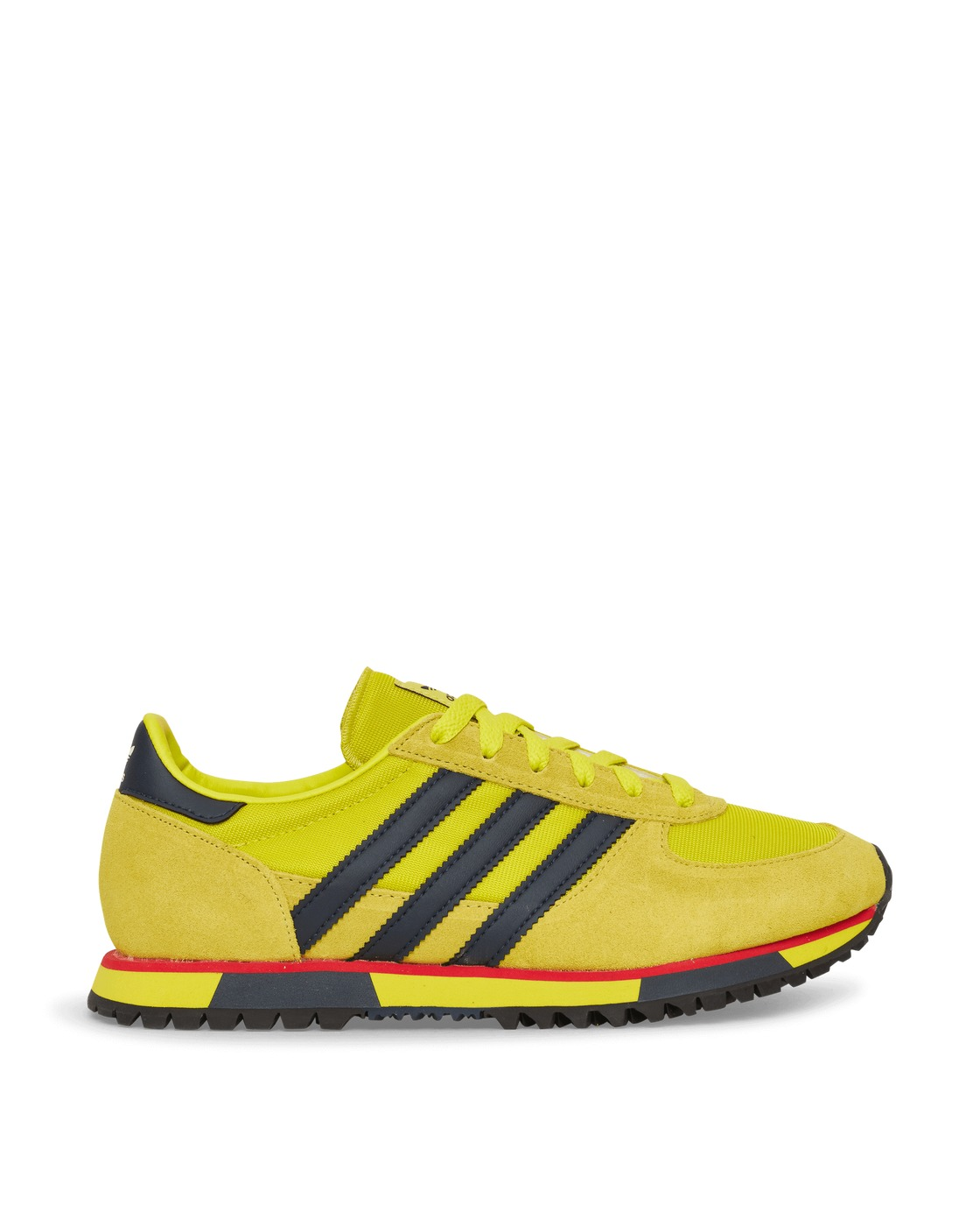 Photo: Adidas Consortium Marathon 86 Spzl Sneakers Shock Slime