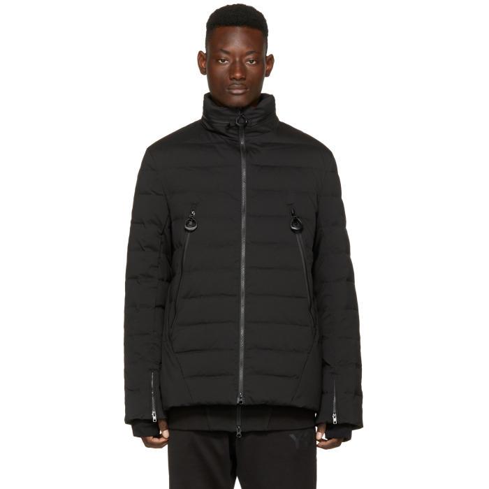 Photo: Y-3 Black Matte Down Jacket