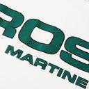 Martine Rose - Boss Colour-Block Logo-Print Cotton-Jersey T-Shirt - White