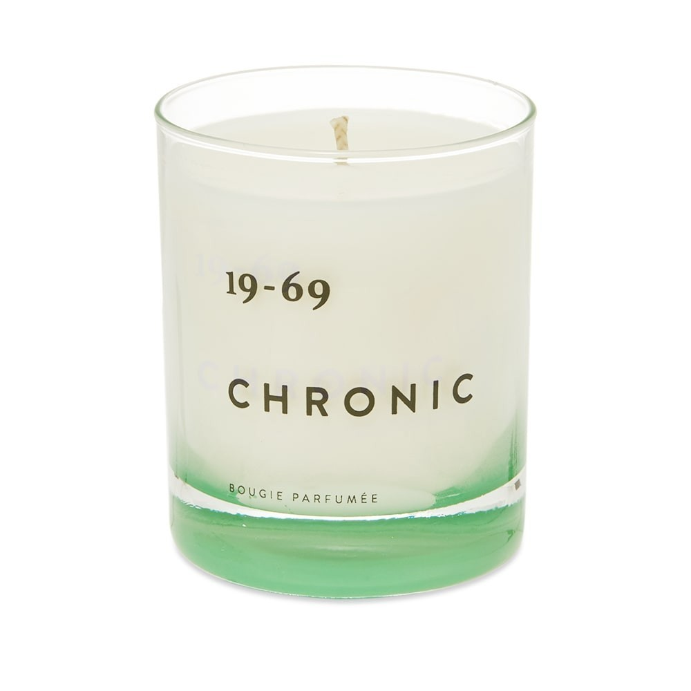 Photo: 19-69 Chronic Scented Candle