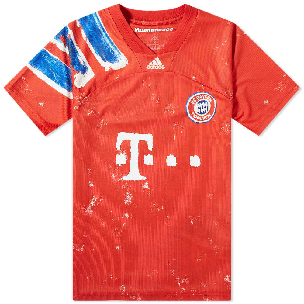 Adidas Bayern Munich x Human Race Football Club Jersey