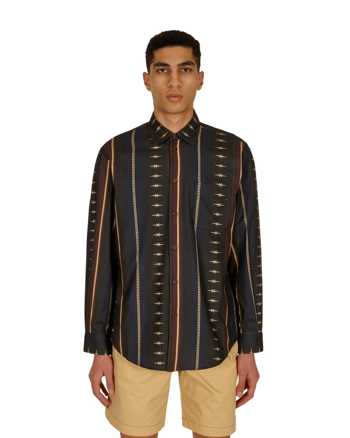 Photo: Phipps Classic Shirt Rodeo Stripe