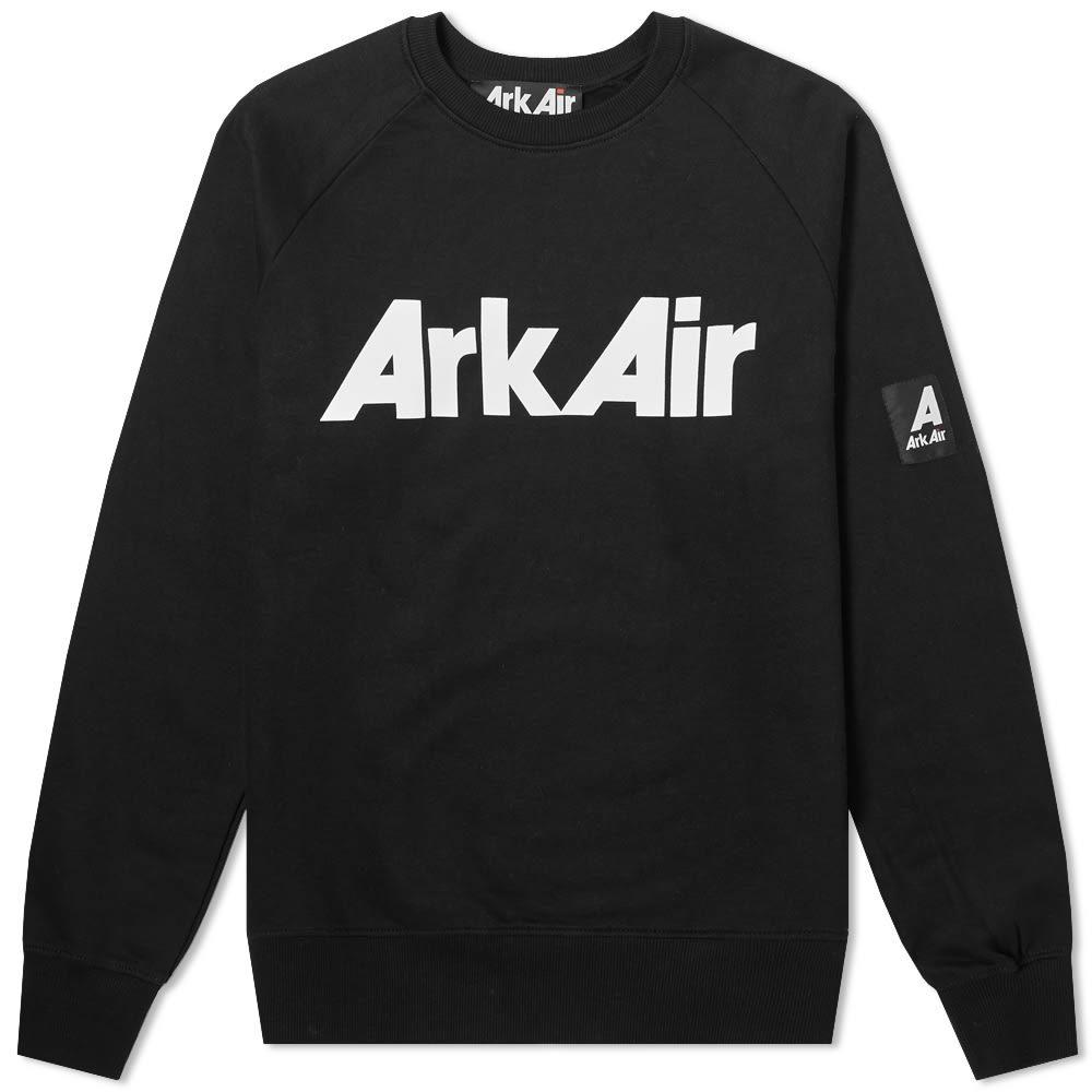 Photo: Ark Air Logo Crew Sweat