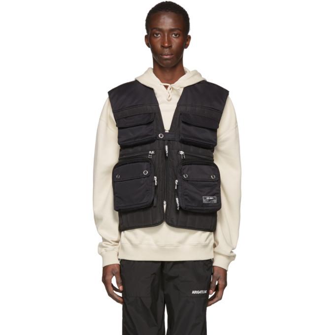Photo: Axel Arigato Black Lincoln Tactical Vest