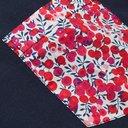 Sunspel - Printed Cotton-Jersey T-Shirt - Navy
