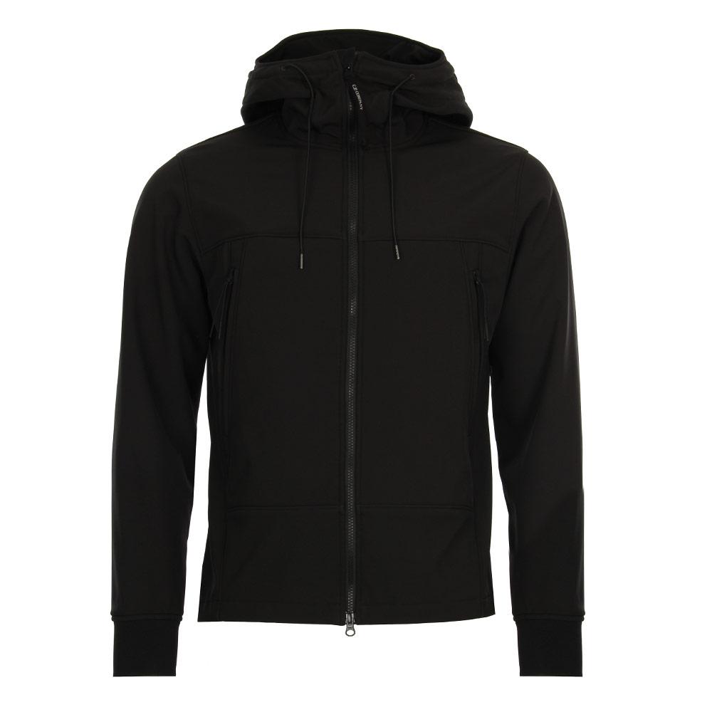 Soft Shell Goggle Jacket - Black