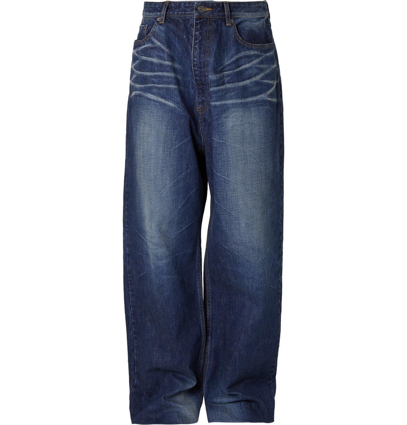Photo: Balenciaga - Denim Jeans - Blue