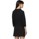 3.1 Phillip Lim Grey Lofty Mock Neck Sweater