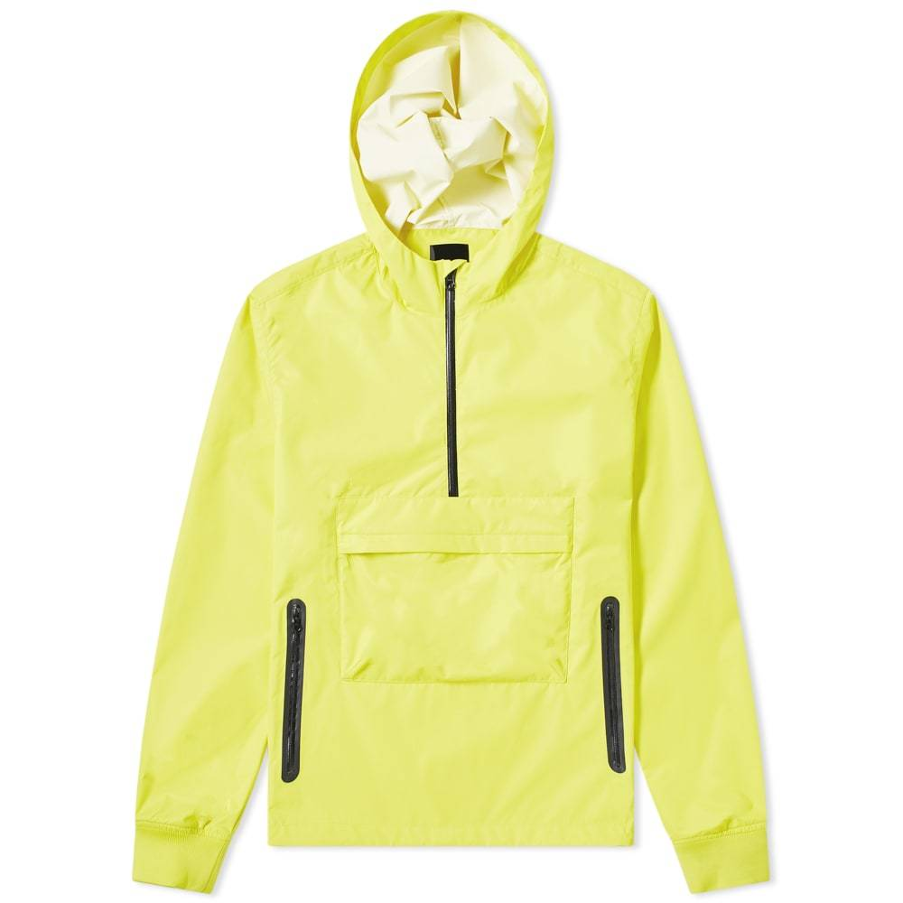 Photo: A.P.C. Flash Windbreaker Anorak Yellow
