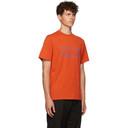 Martine Rose Orange Classic T-Shirt
