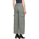 Acne Studios Blue Patrice Chino Trousers