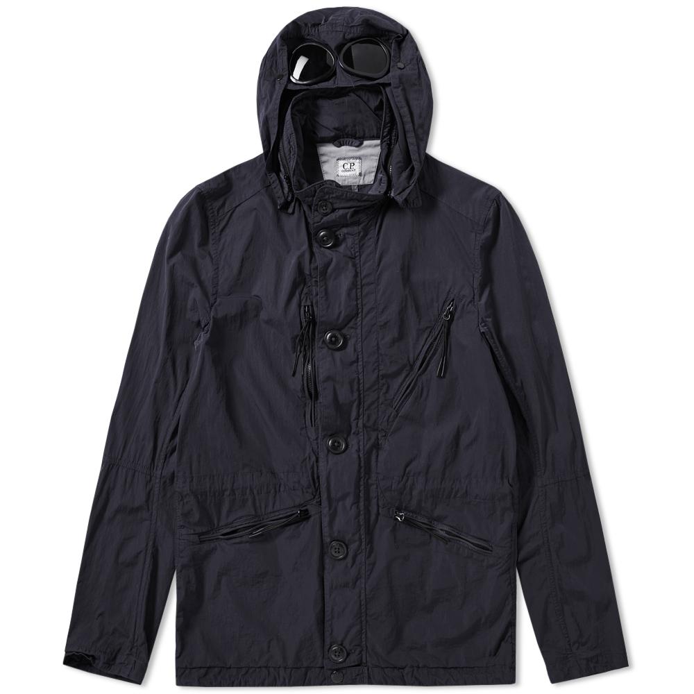 C.P. Company Garment Dyed 4 Pocket Goggle Jacket