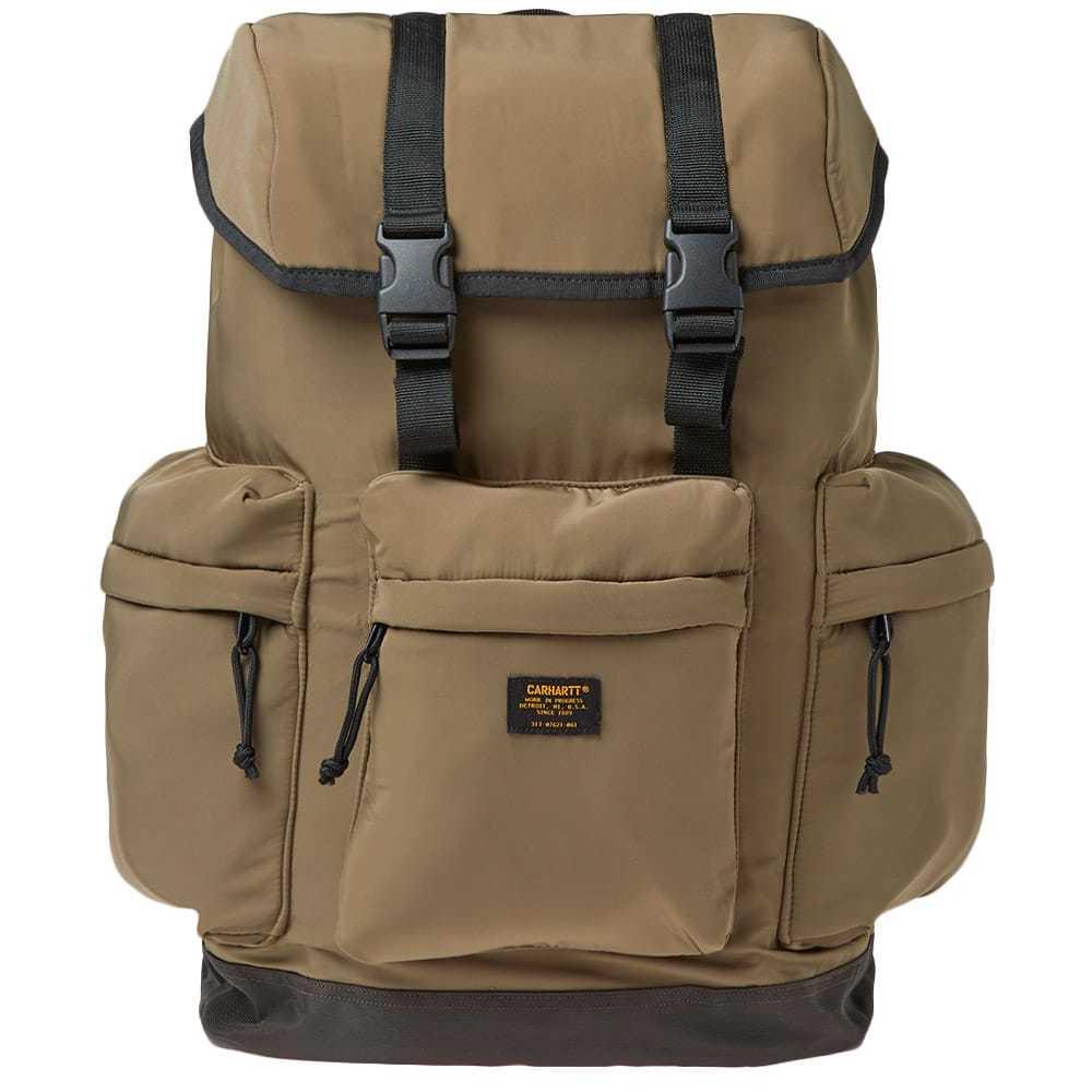 Carhartt Military Backpack Green Carhartt WIP