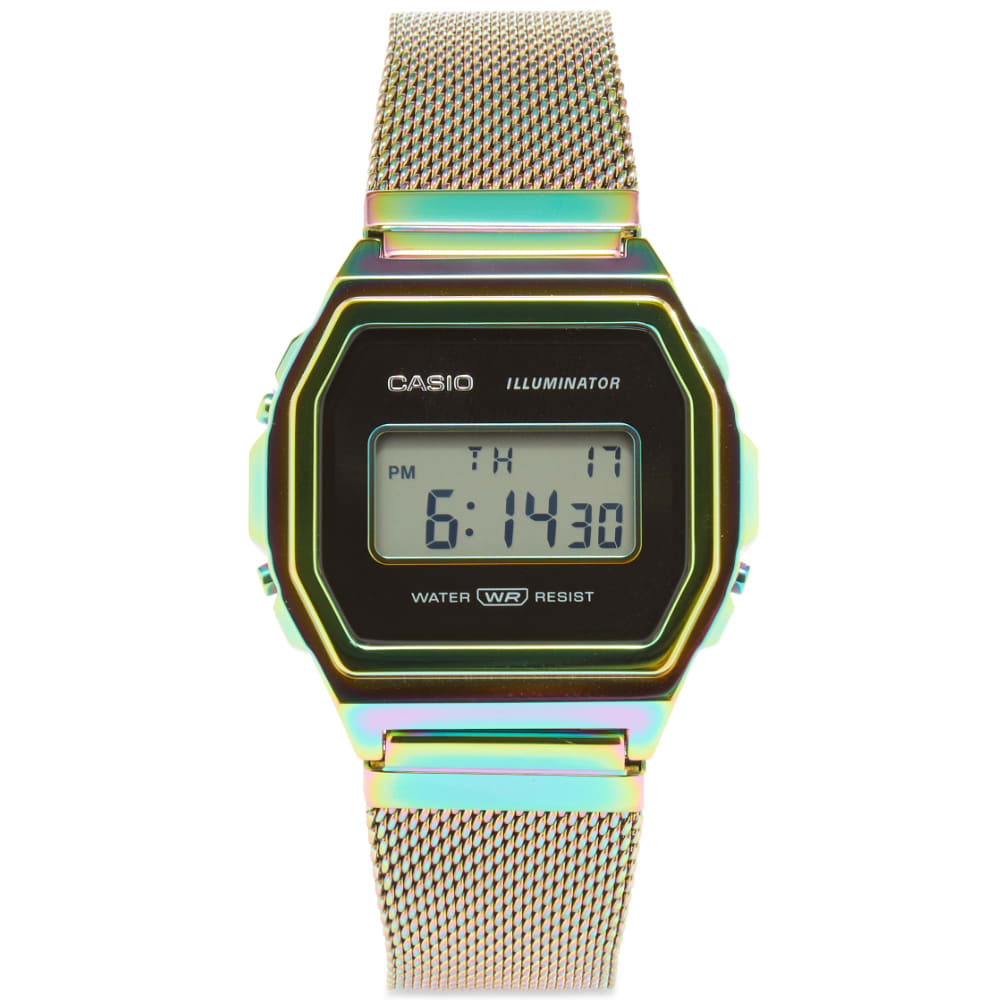 Photo: Casio G-Shock Rainbow IP Special Edition Watch