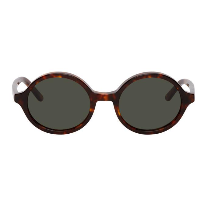 Photo: Han Kjobenhavn Tortoiseshell Doc Sunglasses