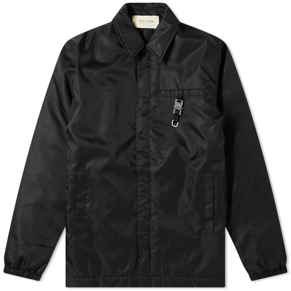 Photo: 1017 ALYX 9SM Buckle Detail Coach Jacket