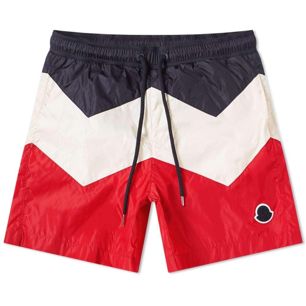 Photo: Moncler Logo Nylon Swim Short