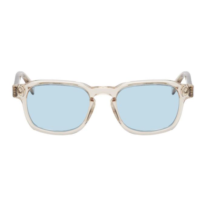 Photo: Super Transparent and Blue Luce Sunglasses
