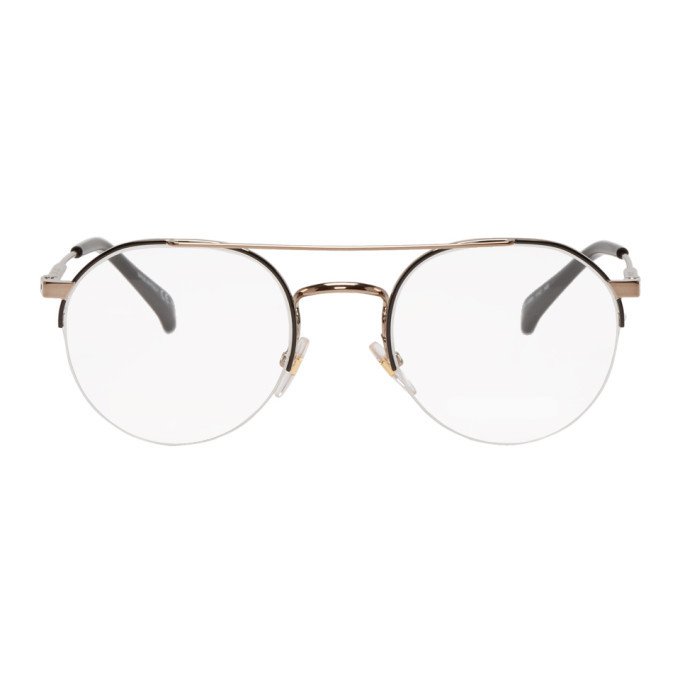 Photo: Givenchy Black Gold GV0099 Glasses
