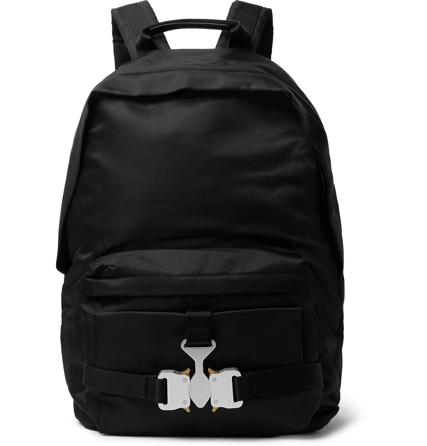 Photo: 1017 ALYX 9SM - Tricon Nylon Backpack - Black