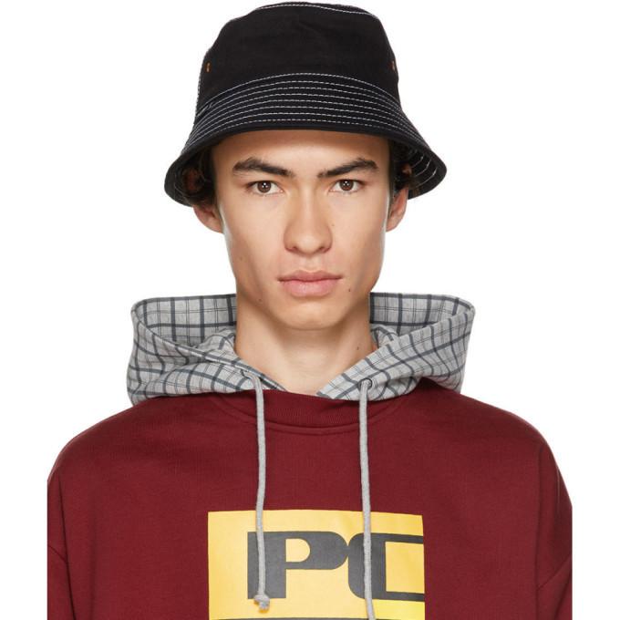 Photo: Rassvet Black Denim Bucket Hat