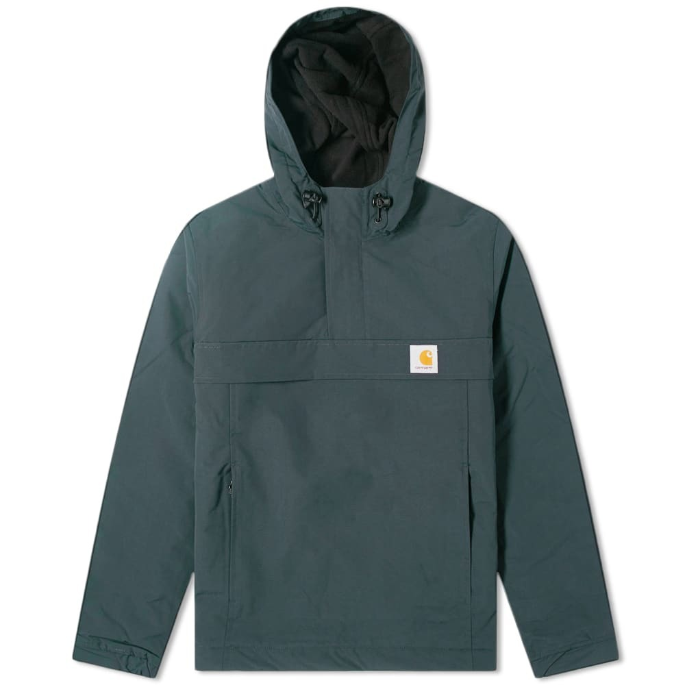 Photo: Carhartt WIP Fleece Lined Nimbus Pullover Jacket