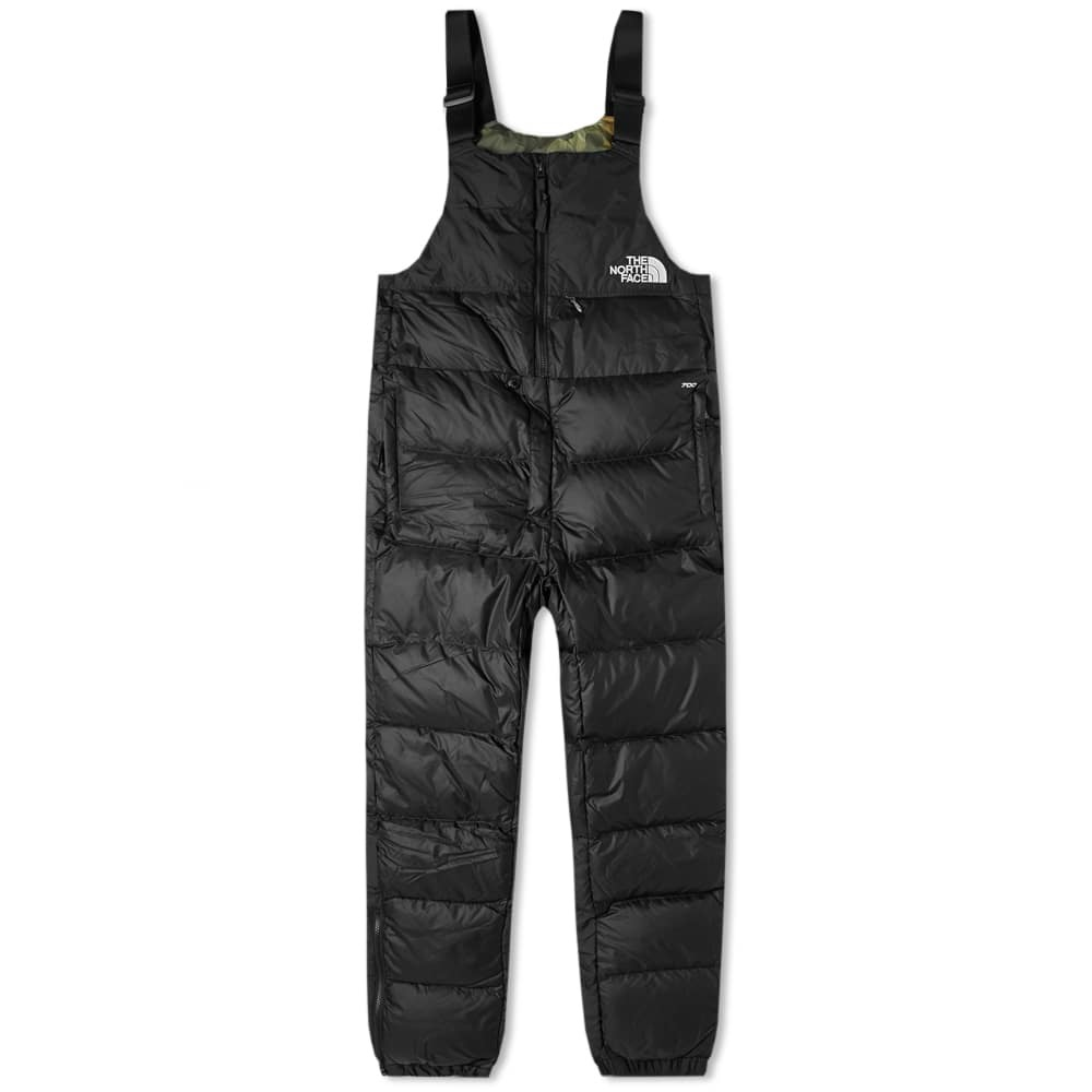 Photo: The North Face Nuptse Bib