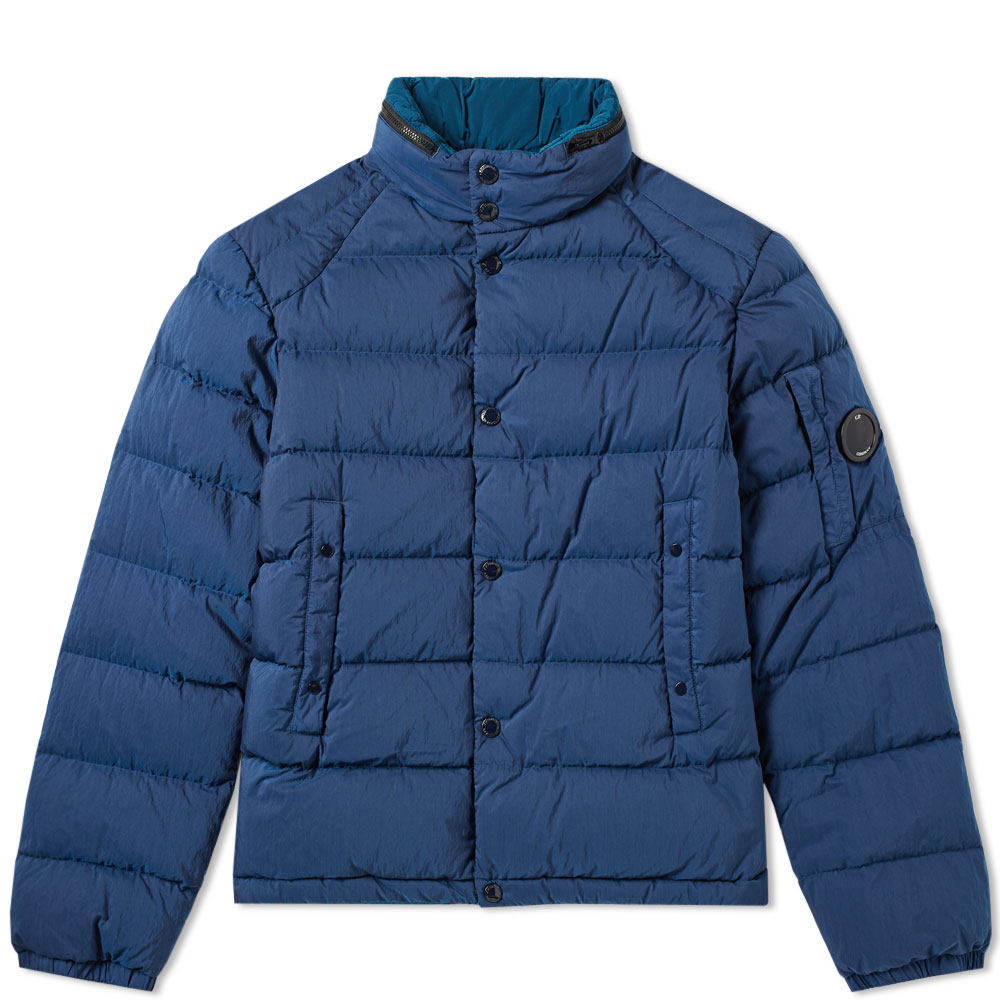 Photo: C.P. Company Garment Dyed Ultralight Down Jacket