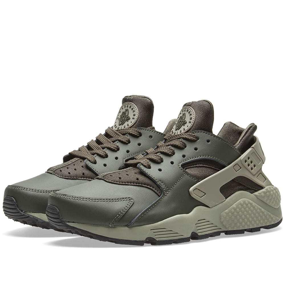 Nike Air Huarache Run Green Nike