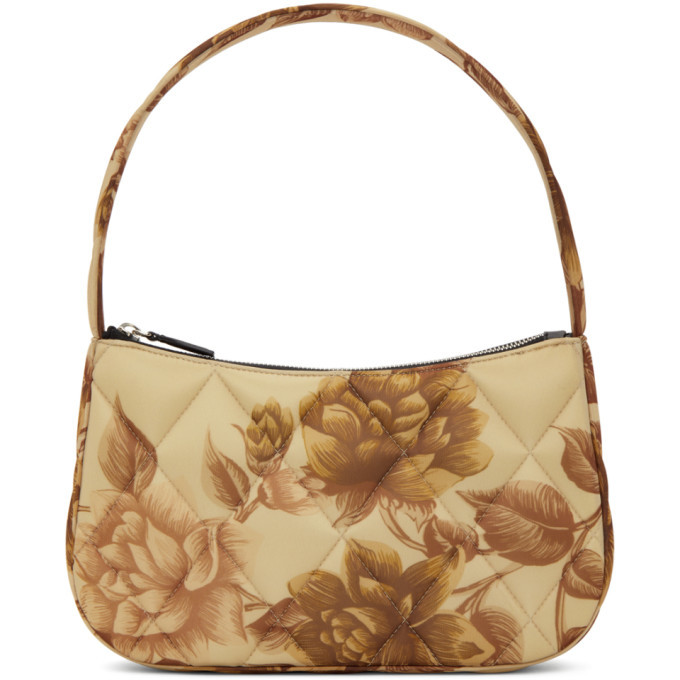 Photo: Kwaidan Editions Beige Padded Quilted Lady Bag