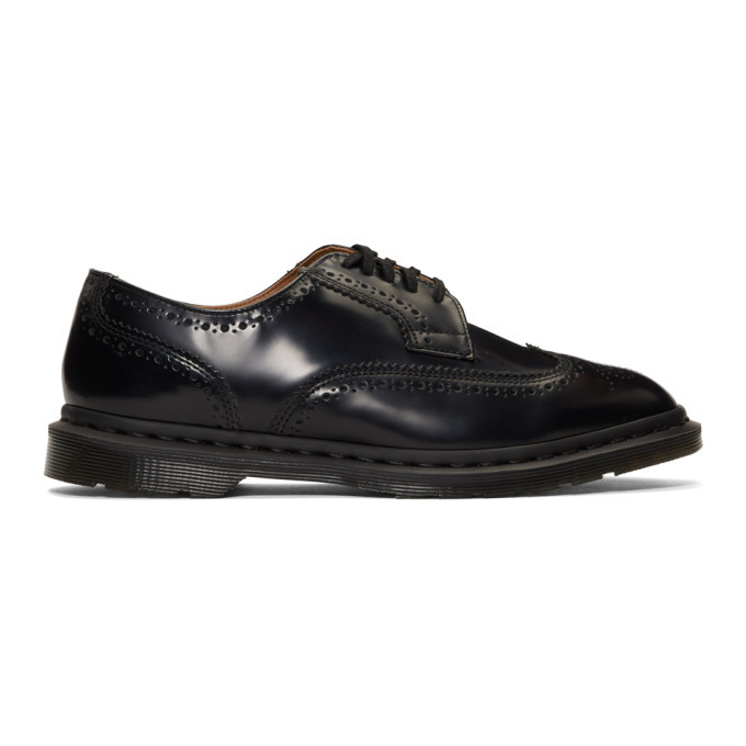 Photo: Dr. Martens Black Kelvin II Lace-Up Brogues
