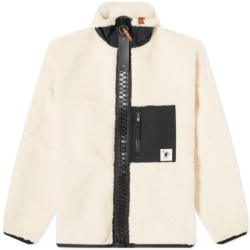 Photo: Maison MIHARA YASUHIRO Boa Fleece Jacket