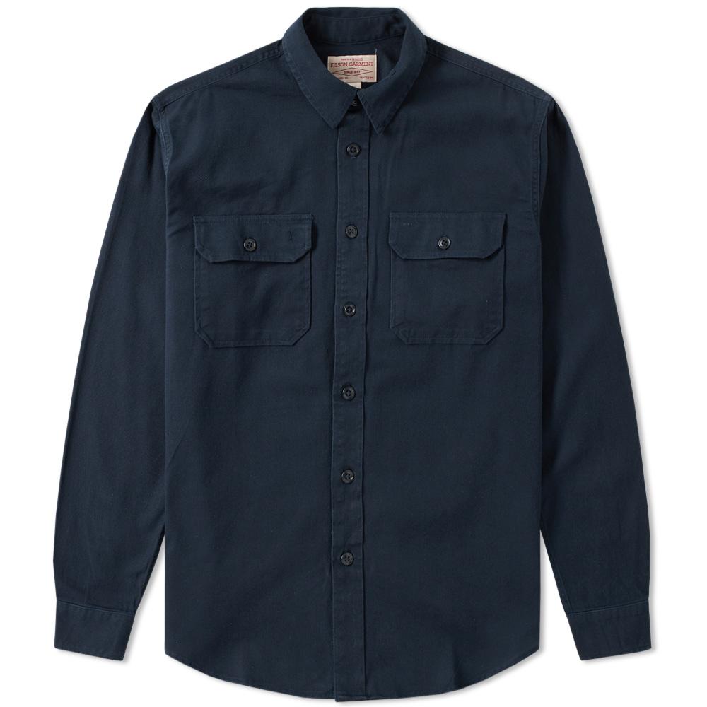 Filson Twill Chino Shirt