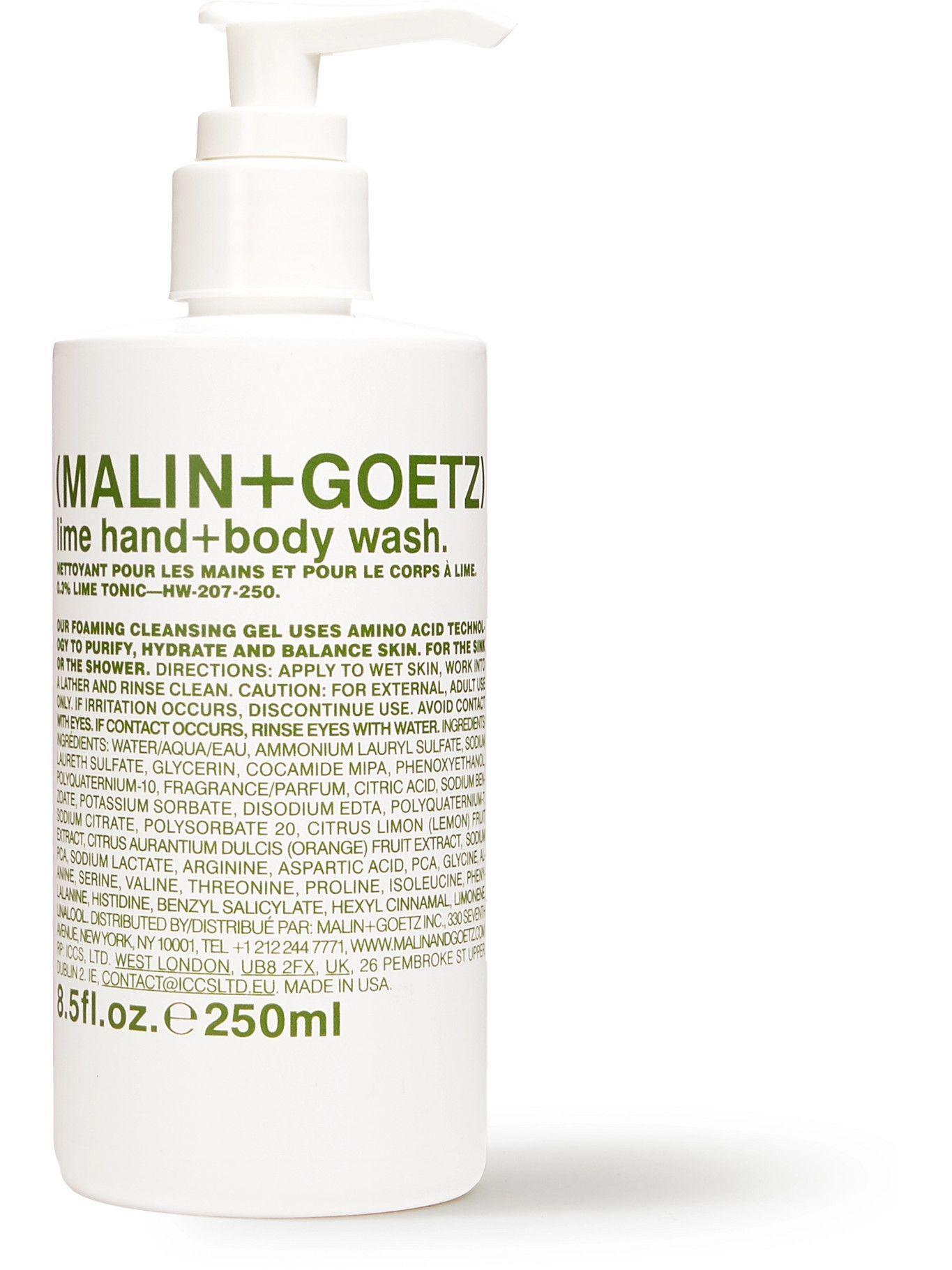 Photo: Malin Goetz - Lime Hand Body Wash, 250ml