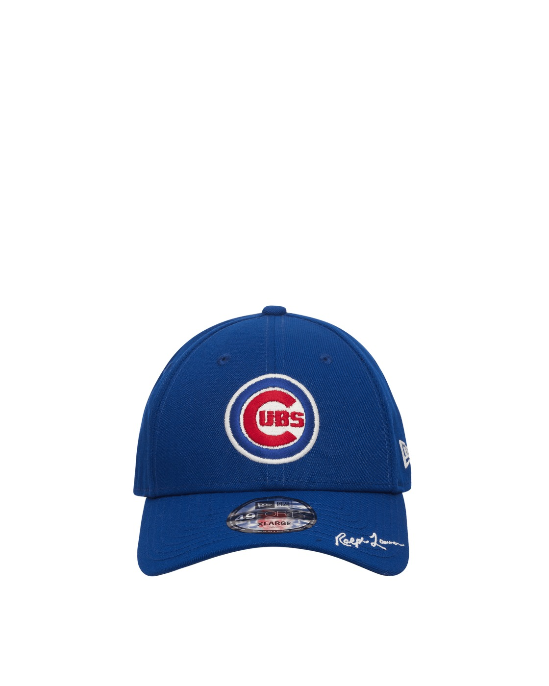 Photo: New Era Polo Ralph Lauren 49forty Chicago Cubs Cap Light Royal