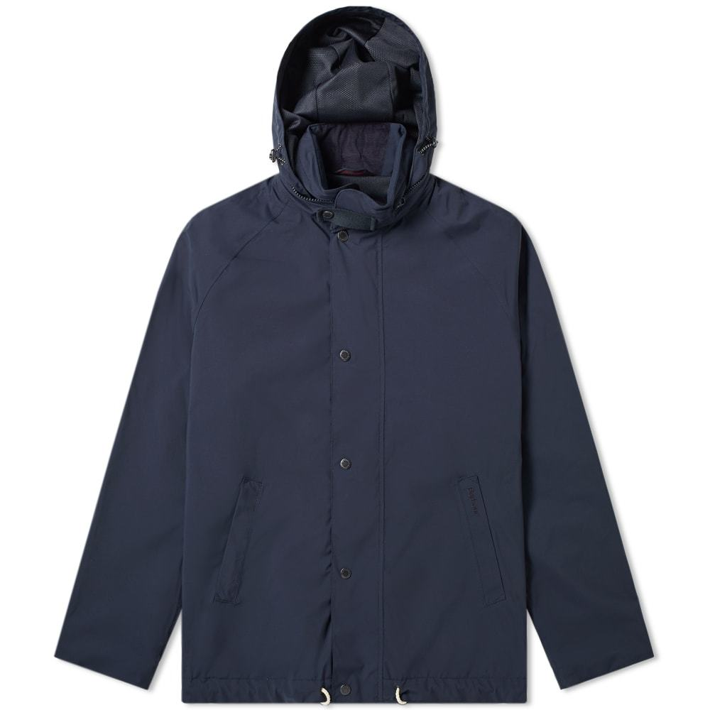Photo: Barbour Clanfield Jacket Navy