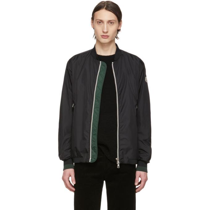 Photo: Moncler Black Normandin Jacket